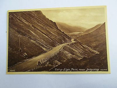 Postcard of Tal-y-Llyn Pass, near Dolgelley 86009 (Frith's unposted)