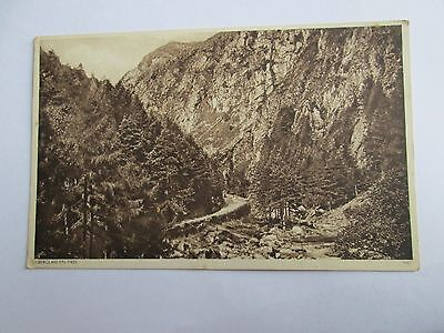 Postcard of Aberglaslyn Pass 5647 (unposted)