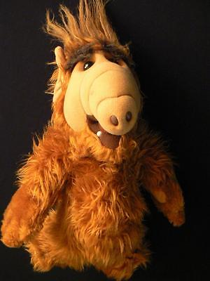 "ALF 18"" Plush Figure, 1986, Coleco, Excellent Condition"