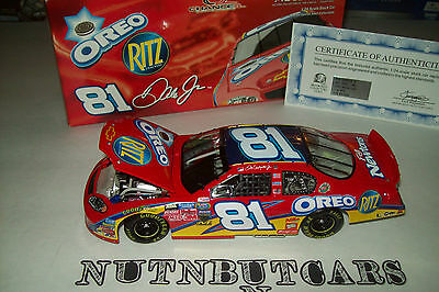 Dale Earnhardt Jr #81 Oreo / Ritz 2005 Monte Carlo***this Car Is Only 1 Of 804**