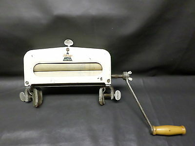 "Vintage Little Magic 8"" Hand Crank Clothes Wringer- Chicago Electric Mfg. Co."