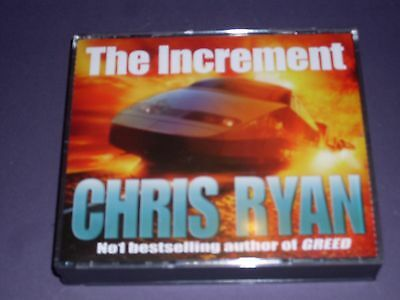 Audio Book : Chris Ryan - The Increment  (Abridged on 3 CD's)