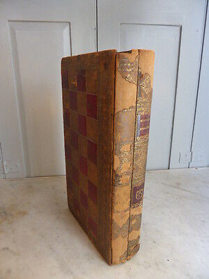 Antique chess draughts backgammon gaming board faux book spines