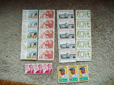 A Collection Of Mint United States Of America Stamps