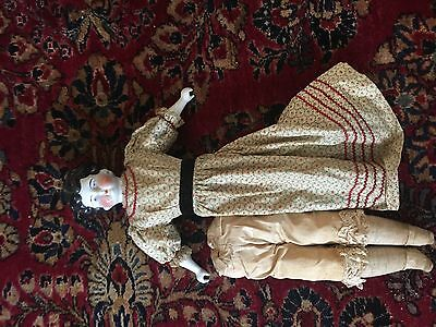 Antique Chinia Doll 21""