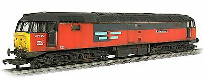 Boxed Lima RES Rail Express Systems Class 47 535 Saint Aidan *PRO WEATHERED LOOK