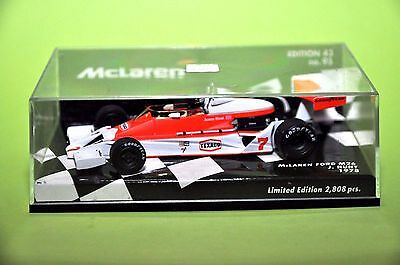 Minichamps 1/43 Mclaren Ford M26 James Hunt 1978 In Box limited 2,808