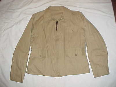 ORIGINAL, RARE & MINT Condition USN M-421a Summer Flying Jacket (Size 42!)