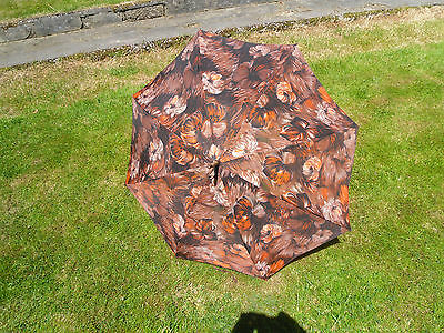 Vintage 1950s/60s uesable umbrella
