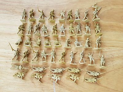 Airfix 1/72 WWII Japanese Infantry Plastic Figures x48