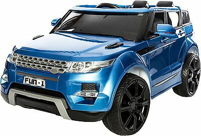 Kids Range Rover HSE Sport Style 12v Electric Battery Ride on Car / Jeep - Blue