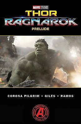 Marvels Thor Ragnarok Prelude #1 (Of 4) Preorder Nm First Print Bagged & Boarded