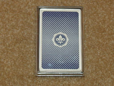 1971 world jamboree  - deck of cards in package sold at jamboree