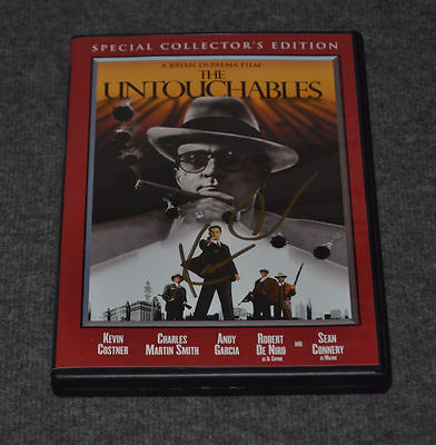 The UNTOUCHABLES Signed KEVIN COSTER  Autograph