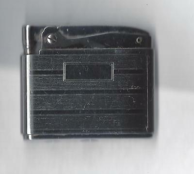Vintage Ronson Adonis Lighter, Engravable, Sparks Well, Working Condition