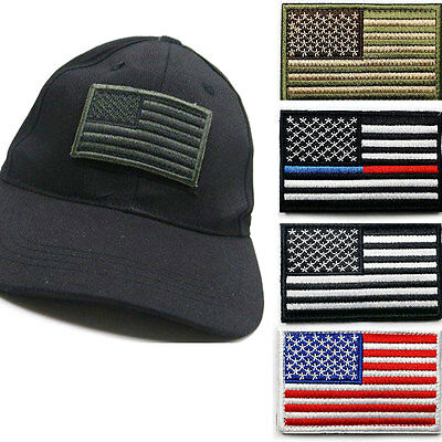 Special Forces Operator Tactical American US Flag Patch Baseball Hat Cap 43e48b16a3c7