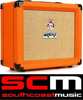 ORANGE CRUSH 20 WATT AMP GUITAR AMPLIFIER NEW AMP With WARRANTY CRUSH20