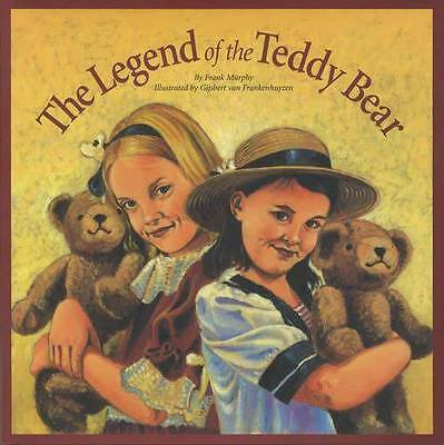 Legend of the Teddy Bear / Teddy Roosevelt Children's Picture True Story Book