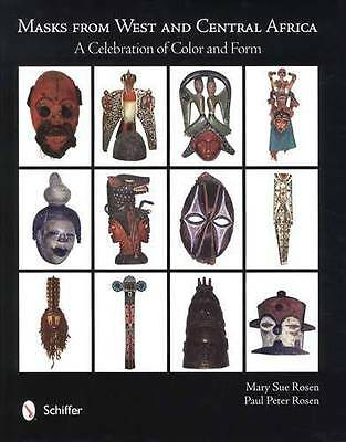 African Ceremonial Masks Collector Reference Art, Authenticity, Background Info