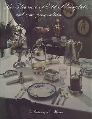 Old Silverplate Reference Guide Victorian 1880s Era incl Service Pieces, Makers