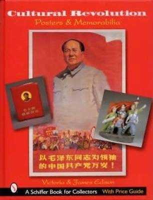 Cultural Revolution Posters book China Mao Little Red