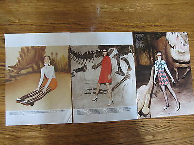 Nice Lot Pantyhose Print Ads,clippings Wolford.