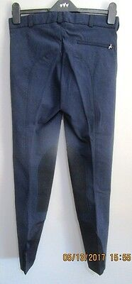Shires Gents Stratford Performance Breeches - Navy - Size 30 - BNWT