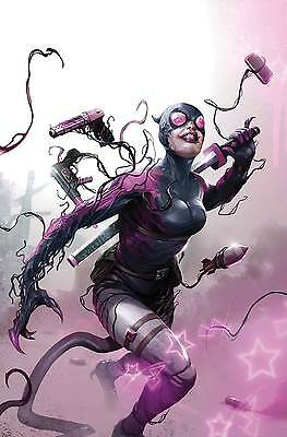 Edge Of Venomverse #2 (Of 5) Preorder Near Mint First Print Bagged And Boarded