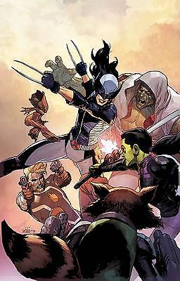 All New Wolverine #22 Preorder Near Mint First Print Bagged And Boarded