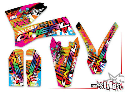 KTM SX 50 65 -2015 | SX 85 -2012 | AMA ENERGY DEKOR DECALS KIT Aufkleber Sticker