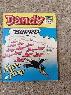 The Dandy Comic Library No.67