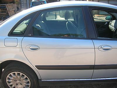 citroen c5 mk1 facelift 2007 drivers side rear door, complete, EYL