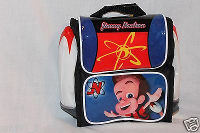 "New With Tags Jimmy Neutron Boy Genius Jet To Launch Pack 9"" X 9-1/2"""