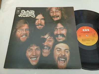 Dr hook and the  medicine show ( sloppy  seconds ) gatefold album on cbs record