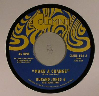 "JONES, Durand & THE INDICATIONS - Make A Change - Vinyl (7"")"