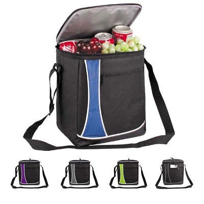 Large 11L Cooler Cool Bag Box Picnic Camping Food Drink Festival Shopping Ice