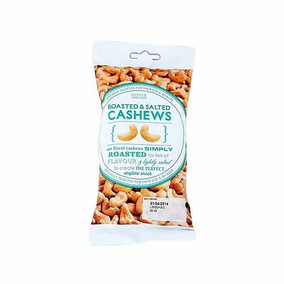 Marks & Spencer Roasted & Salted Cashews 250g