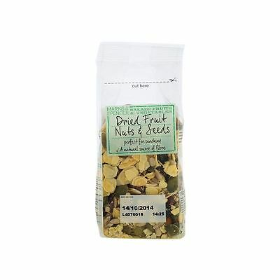 Marks & Spencer Dried Fruit Nuts & Seeds 120g