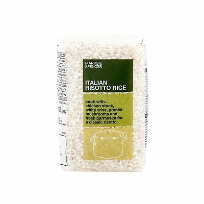 Marks & Spencer Italian Risotto Rice 500g