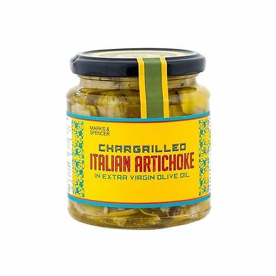 Marks & Spencer Chargrilled Italian Artichoke 260g