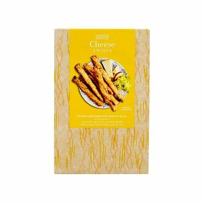 Marks & Spencer Cheese Twists 125g