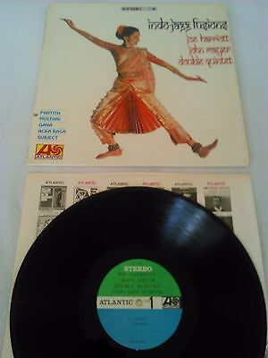 Joe Harriott John Mayer Double Quintet - Indo Jazz Fusions Lp Original U.s 1482