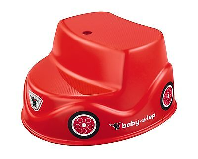 BIG 800056804 - Baby-Step, Tritt-Schemel ab 18 Monate BI-800056804