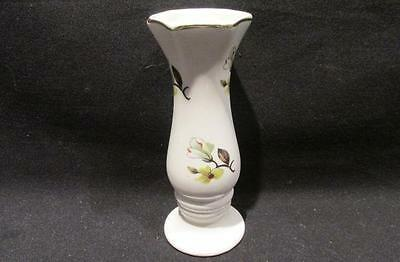 Lord Nelson Ware #3734 Vintage Dogwood Bud Vase Handcrafted in England