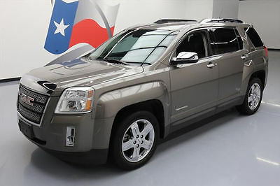 2012 GMC Terrain  2012 GMC TERRAIN SLT-2 LEATHER SUNROOF NAV REAR CAM 60K #389448 Texas Direct