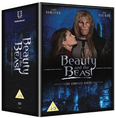 Beauty and the Beast: The Complete Series DVD Box Set NEW