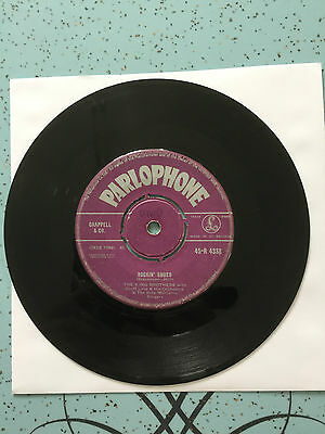 The King Brothers Rockin Shoes British Rock N Roll Parlophone 45Rpm 1957