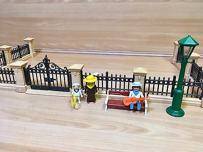 Playmobil 5360 Victorian park fence for 5300 Mansion 5305 House
