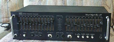 Adc Sound Shaper Two -Ic Stereo Equalizer
