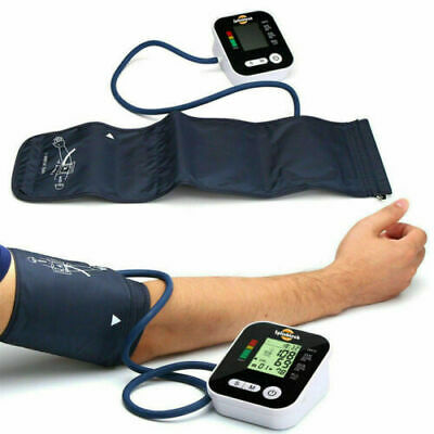 Blood Pressure Monitor Digital Automatic Upper Arm Intellisense 180 Memory UKDC